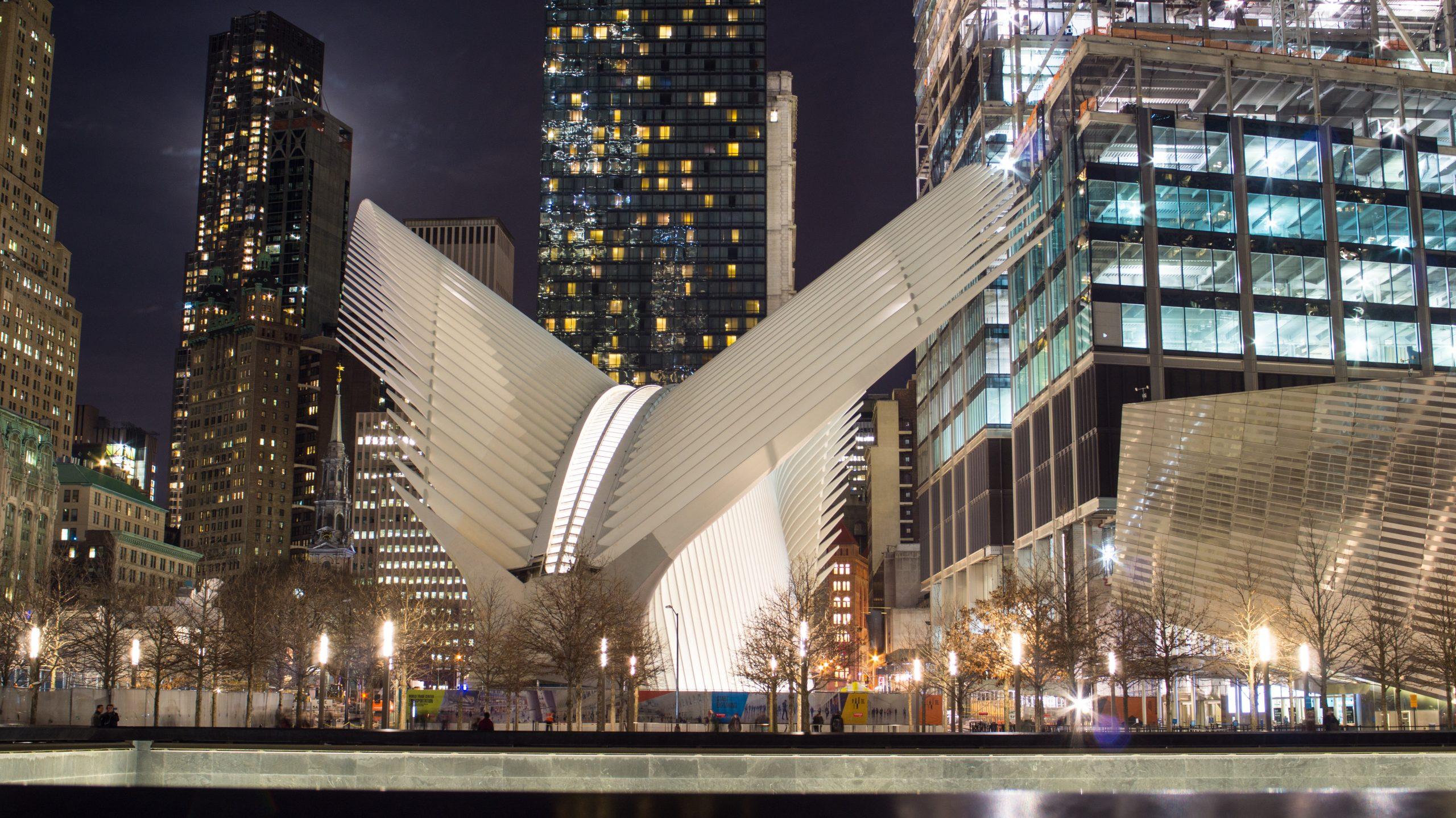 WTC Oculus hi res
